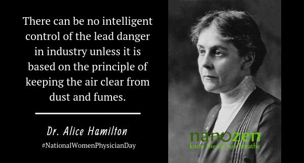 Dr. Alice Hamilton